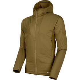 Mammut Rime Light IN Flex Hooded Jacket Men olive
